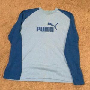 Puma Long-sleeved T-shirt XL